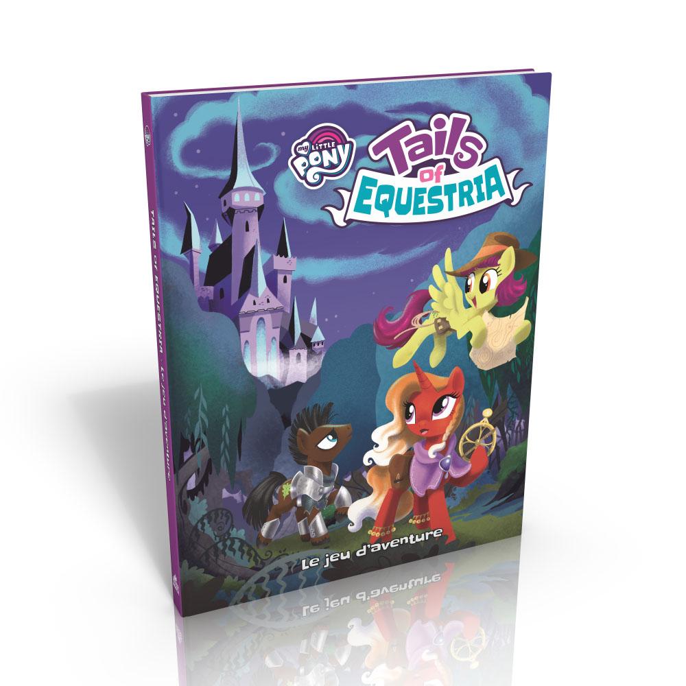 Tails of Equestria/My Little Pony RPG bientôt dispo chez BBE 7694