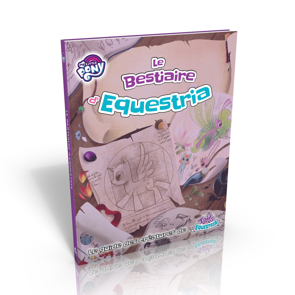 Tails of Equestria/My Little Pony RPG bientôt dispo chez BBE 9488
