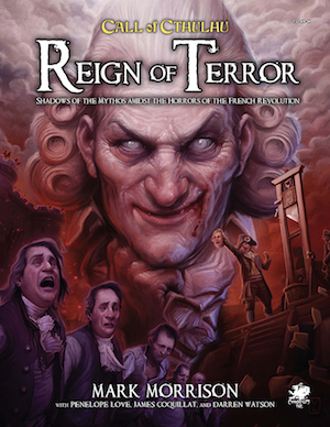 Call of Cthulhu 7th Edition - Reign of Terror VO • Black